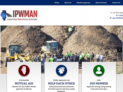 Public Works Website