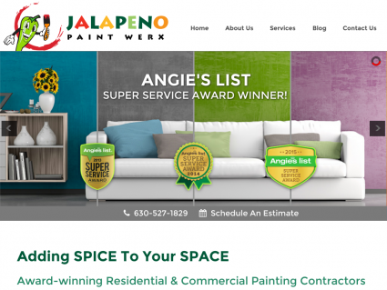 jalapeno paint werx home page